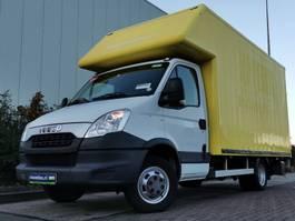 bakwagen bedrijfswagen < 7.5 t Iveco Daily 40 c13 laadklep 2012