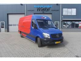 gesloten bestelwagen Mercedes-Benz Sprinter 310 CDI MAXI EURO5 2014