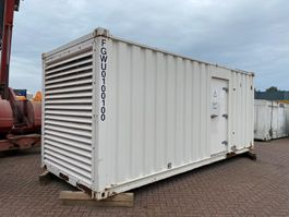 generator Perkins 3012 TAG3A Stamford FG Wilson 800 kVA Supersilent generatorset in 20 ft ...