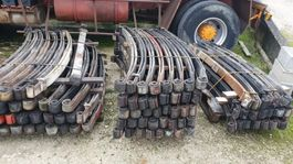 Bladvering vrachtwagen onderdeel Sets of springs and rims for sale