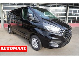 gesloten bestelwagen Ford Transit Custom 300L 2.0 TDCI 170PK L2H1 Limited Automaat Adap.cruise/navi/cruise... 2020