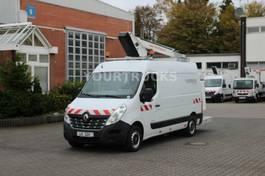 platform bedrijfswagen Renault Master Dci Versalift ETL26 11m/551h/Klima/HU+UVV 2015
