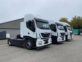 standaard trekker Iveco Stralis 420 AS - 2TANK - RETARDER - VIN 32 - GERMAN TRUCK 2015