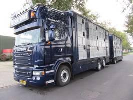 veewagen vrachtwagen Scania R520 2014