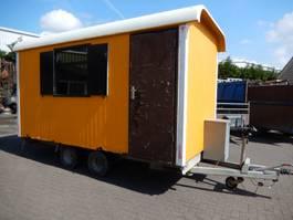 overige aanhangwagen Atec 2 As Schaftwagen - Pipo/Verkoopwagen - Technisch Goed- Opknapper - € 1.9... 2003