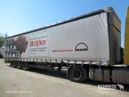 schuifzeil oplegger Schmitz Cargobull Schuifzeil Mega 2014