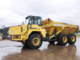 knikdumper Komatsu HM300-2 More units availlable 2008
