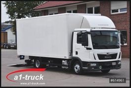 wissellaadbaksysteem vrachtwagen MAN TGL 8.180 BL, 3 Sitze, AHK ACC 2017