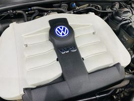 sedan auto Volkswagen Passat 4.0-W8 4-Motion Automaat Navi NAP 275pk 2002