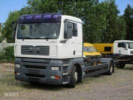 chassis cabine vrachtwagen MAN TGA XL 18.350 BDF 4x2 LL KLIMA Fahrschule 5 Sitz 2006