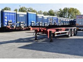 container chassis oplegger Renders RSCC 12.27