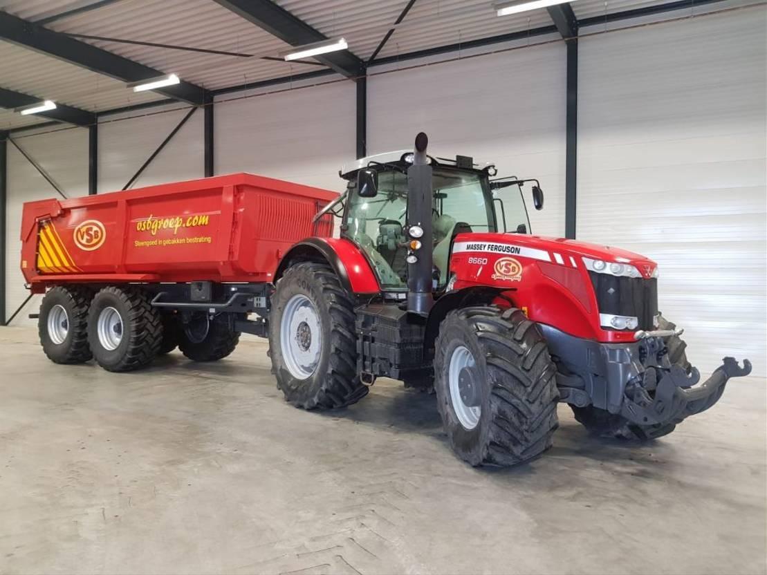 kipper agrarisch Veenhuis Herculano landbouwkipper 2 asser 2020