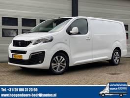 gesloten bestelwagen Peugeot Expert 231L 2.0 HDI 180pk Premium XXL L3 2019