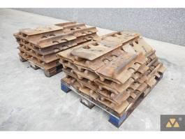 chassis equipment onderdeel Caterpillar Trackshoes D9T/D9R