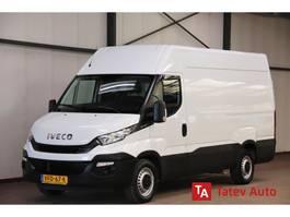 gesloten bestelwagen Iveco Daily 35S14 L2H2 3500KG TREKVERMOGEN AIRCO CRUISE CONTROL 2017