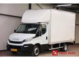 bakwagen bedrijfswagen < 7.5 t Iveco Daily 35C16 160PK BAKWAGEN MEUBELBAK AIRCO CRUISE CONTROL 2017