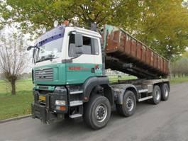 kipper vrachtwagen > 7.5 t MAN TGA 41.440 8X8 BB 2007