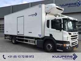 koelwagen vrachtwagen Scania P280 Monotemp Koelwagen / Thermo King T800R / Dhollandia Lift / 7,60m 2016