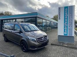 gesloten bestelwagen Mercedes-Benz V250d Lang DC 360° Cam Elec Deuren LED Avantgarde Edition 2015