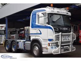 zware last trekker Scania R 560, 6x4, 90 Ton, Retarder, Hydrauliek, Truckcenter Apeldoorn 2014