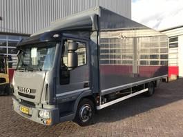bakwagen vrachtwagen > 7.5 t Iveco EuroCargo ML ML80E18 EURO 5 EEV 2012