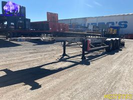 container chassis oplegger General Trailers Container Transport 2004