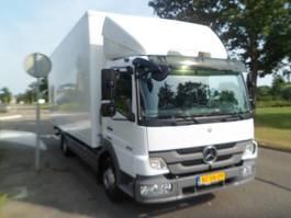 bakwagen bedrijfswagen < 7.5 t Mercedes-Benz 816 L 2012