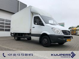bakwagen bedrijfswagen < 7.5 t Mercedes-Benz Sprinter 515 2.2 CDI / Turbo Defect / Box / Loadlift / APK TUV 2009
