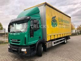schuifzeil vrachtwagen Iveco 120E28  Pritsche Plane 2015