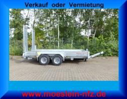dieplader oplegger Möslein TT 11-E5x2  Tandemtieflader, Feuerverzinkt 2020