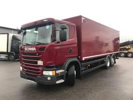 bakwagen vrachtwagen > 7.5 t Scania G-320 6x2/4-4900 2015