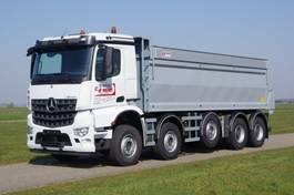 kipper vrachtwagen > 7.5 t Mercedes-Benz Arocs 10x4 midlift 49-ton met Hyva/ Veldhuizen achteroverkipper 2019