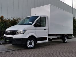 bakwagen bedrijfswagen < 7.5 t MAN TGE 3.140 bakwagen + laadklep 2019