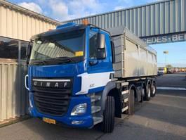 containersysteem vrachtwagen Ginaf X6 5250 CSE 2015