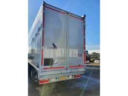 walking floor oplegger Stas S300ZX 2019