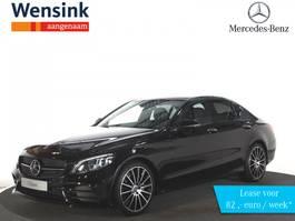sedan auto Mercedes-Benz C-klasse 180 Premium Plus AMG van €60.087,- voor €56.350,- | Panorama-sc... 2020