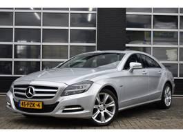 sedan auto Mercedes-Benz CLS-klasse 350 CDI Comand I Schuif- kanteldak I Leder zwart | Stoelverwa... 2011