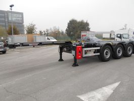 container chassis oplegger Zorzi 38 S 136 EV/ADR