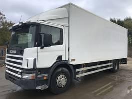 bakwagen vrachtwagen > 7.5 t Scania 94L 310 **MANUAL PUMP-BELGIAN TRUCK** 2000