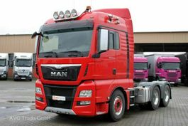 overige vrachtwagens MAN 26.560 TGX 6X4 Kipphydr. Retarder Alcoa 75 t ZGG 2016