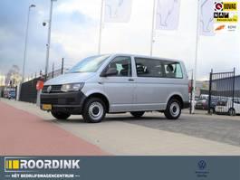 minivan - personenbus Volkswagen Transporter Kombi 2.0 TDI L1 Comfortline 9 persoons, navigatie, cruise 2017
