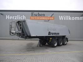 kipper oplegger Meiller TR 3, 23m³ Alumulde, Luft/Lift, BPW 2008