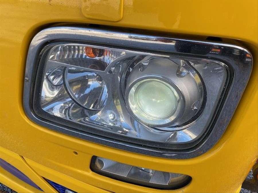 Mercedes-Benz - ACTROS 2555 LS 6x2 MP3-V8-Retarder Fg Nr. L562 10
