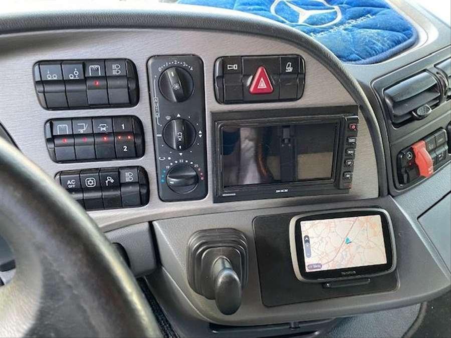 Mercedes-Benz - ACTROS 2555 LS 6x2 MP3-V8-Retarder Fg Nr. L562 18