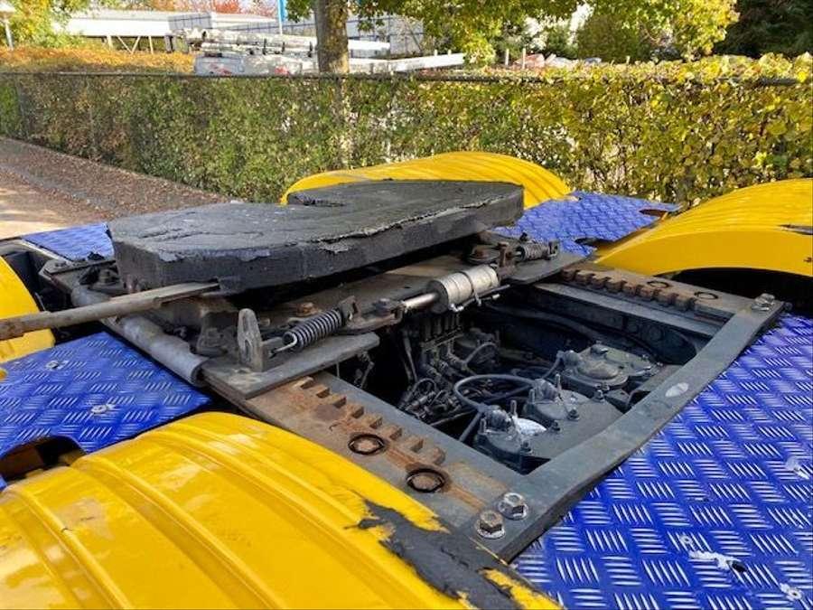 Mercedes-Benz - ACTROS 2555 LS 6x2 MP3-V8-Retarder Fg Nr. L562 12