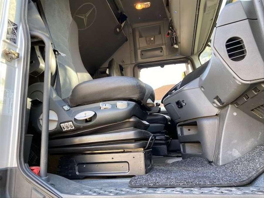 Mercedes-Benz - ACTROS 2555 LS 6x2 MP3-V8-Retarder Fg Nr. L562 21