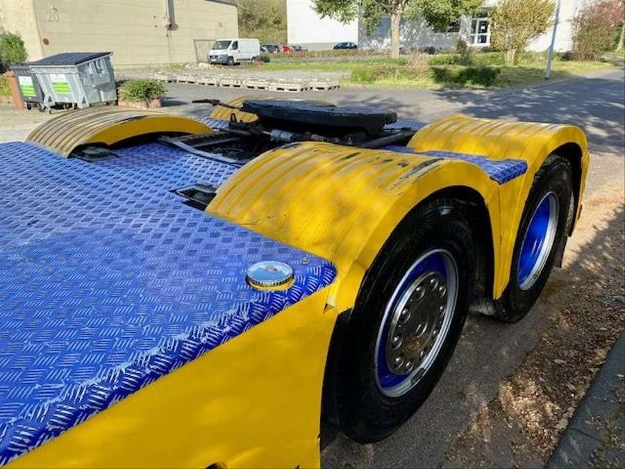 Mercedes-Benz - ACTROS 2555 LS 6x2 MP3-V8-Retarder Fg Nr. L562 13