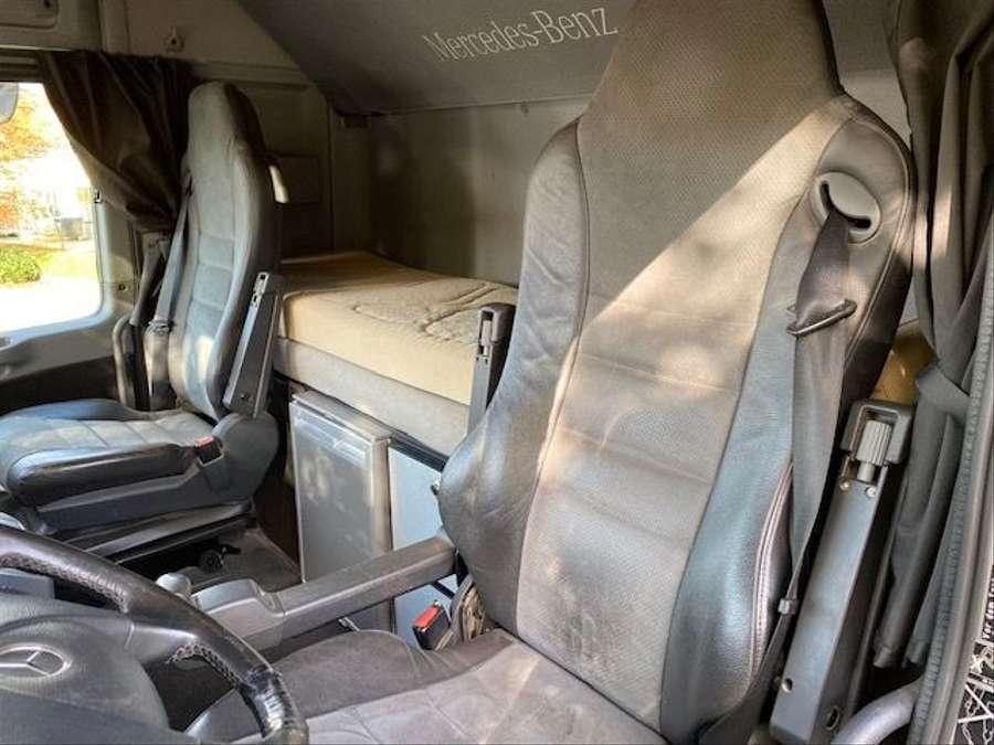 Mercedes-Benz - ACTROS 2555 LS 6x2 MP3-V8-Retarder Fg Nr. L562 26