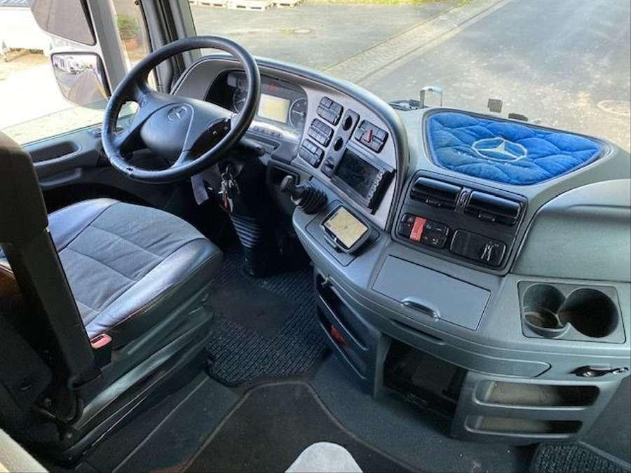 Mercedes-Benz - ACTROS 2555 LS 6x2 MP3-V8-Retarder Fg Nr. L562 16
