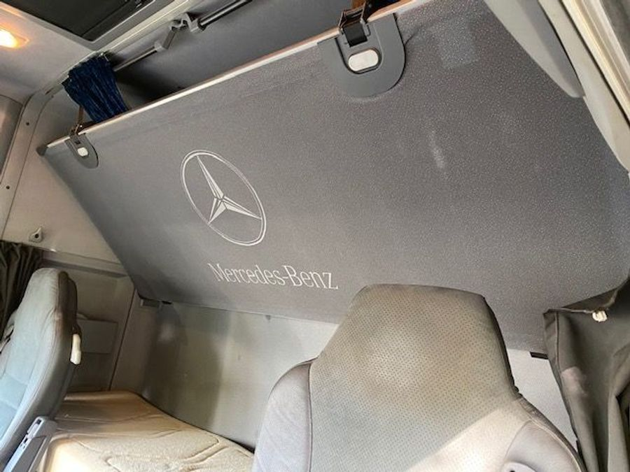 Mercedes-Benz - ACTROS 2555 LS 6x2 MP3-V8-Retarder Fg Nr. L562 25